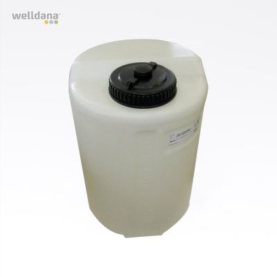 Blandartank 230 liter Cylindrisk.