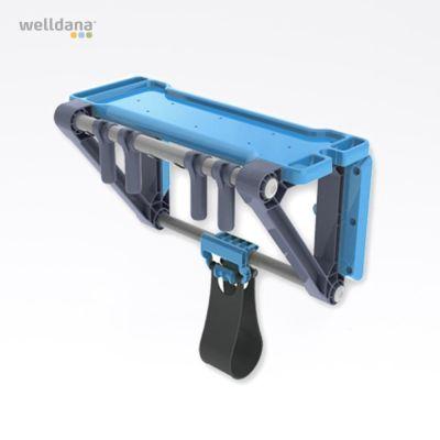 Comfortana-vägghållare för poolredskap