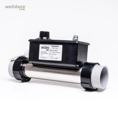 Welldana® elvärmare 1,5 kW HI TE m/hi+reglering.
