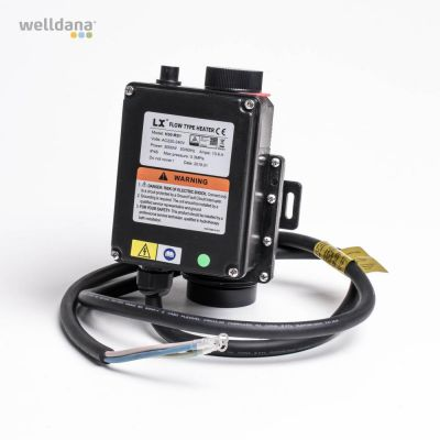 Spavärmare 3 kW 230 V LX