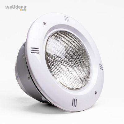 PAR 56 poollamper, Halogen og LED