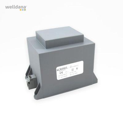 Welldana® pooltransformator 300 VA, 230/12 V, IP43