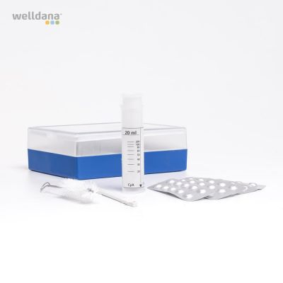 Cyanursyra testsats AF422