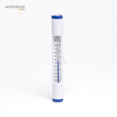 Termometer vit 17 cm (A)