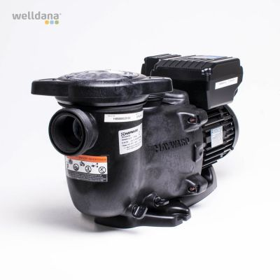 Hayward Max Flo Vari Speed Frekvensstyrd pump 1 hk