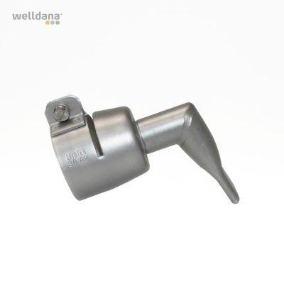 Brett slitsmunstycke 20 mm. 90º