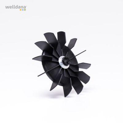Kylfläktblad 0,5–0,7–1,0 hk Koral + Ordina