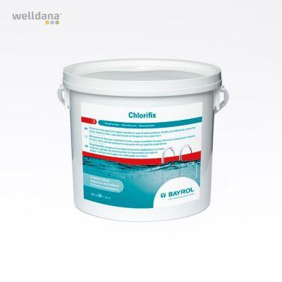 Chlorifix 5 kg 3077 fast ämne Farligt gods – klass 9