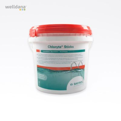 Chloryte Sticks, 4,8 kg 300 g UN3487