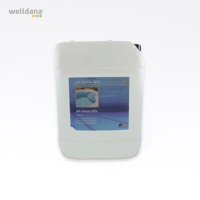 pH Minus Liquide 25 kg inte LQ. – farligt gods – klass 8