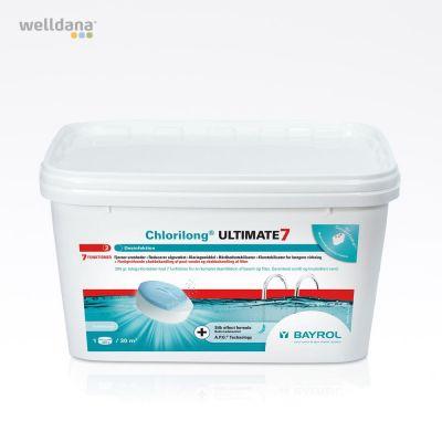 Chlorilong Ultimate 7 7 funktions multitablet 300 gram
