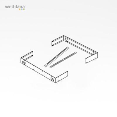 Beslag till kantlistsats Sentiotec Concept Mini