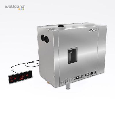 Helix PRO. Ånggen. 22 kW inkl. fjärrkontroll. 400V3N