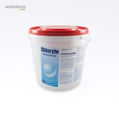 Chloryte Stand. Granulat 10 kg UN3487 ej LQ