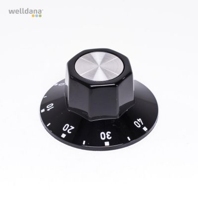 Vridhandtag 0–40 C ny modell (ø 5cm)