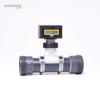 Welldana® digital flödesmätare