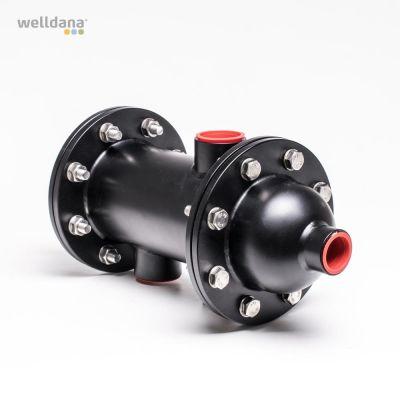 Welldana® värmeväxlare