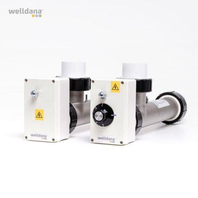 Welldana® elektrisk poolvärmare