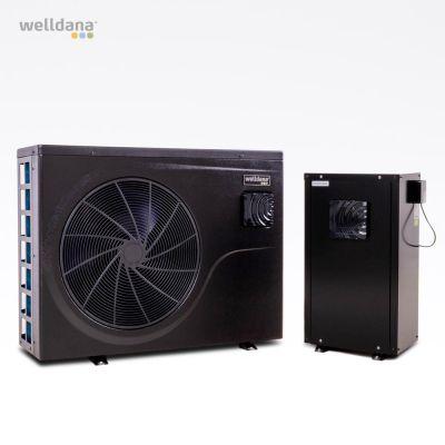 Welldana Splitvarmepumpe Full Inverter
