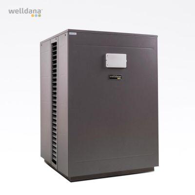 Welldana Vertikal Inverter varmepumpe - i-ExpertLine W - PMH