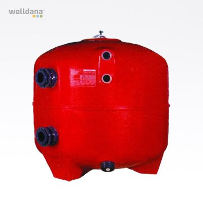 Brasil-filter rött