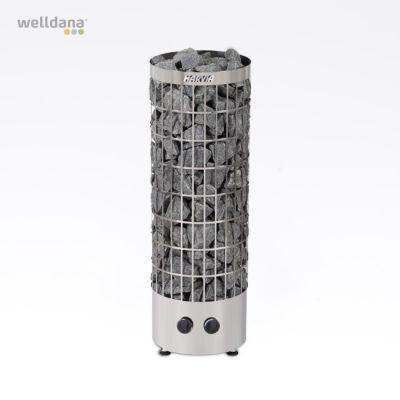 Cylindro fristående bastuaggregat med inbyggd styrenhet