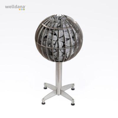 Globe fristående bastuaggregat