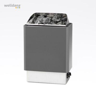 Bastuaggregat Welldana®-S, m/styrenhet
